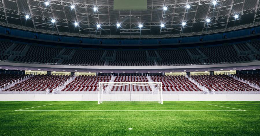 Geen stadion, geen uitlaatklep
