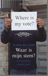 Mark Blaisse - Waar is mijn stem?